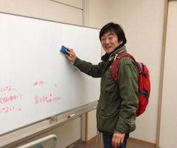 NPO法人おせっ会理事長 八代健正さん