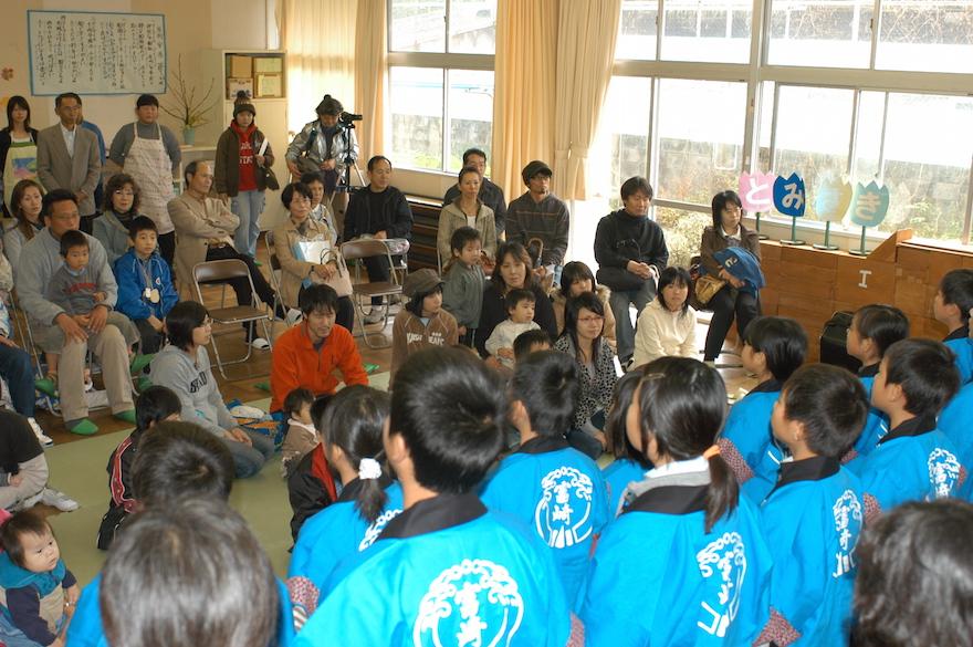 第3回移住体感ツアー 「館山での子育て」をテーマに小学校への体験入学を実施