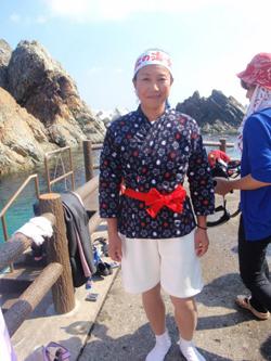 NHK連続テレビ小説『あまちゃん』では水中シーンを担当