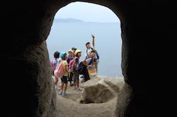 (1)沖ノ島無人島探検