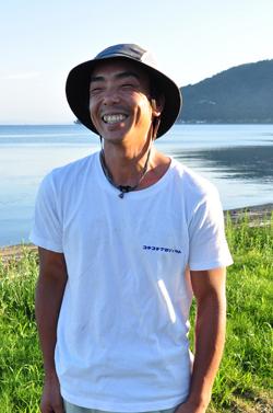 有機米農家「グリーン藤栄」2代目・梅村泰彦さん