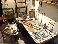 今井さんが集めてきた古道具の数々