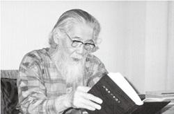 旧約学の研究者でもあった深津文雄牧師