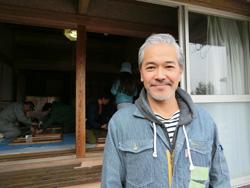 NPO法人南房総リパブリック理事 スタジオA建築設計事務所代表 内山章さん