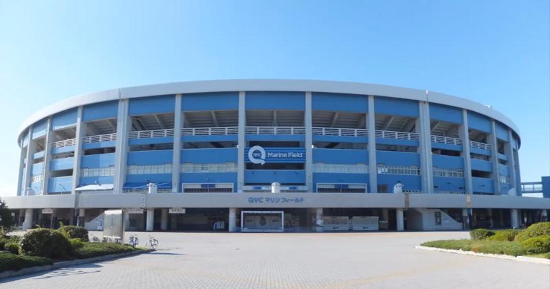 QVCマリンフィールド(旧千葉マリンスタジアム)