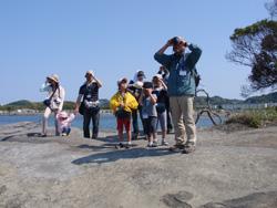 沖ノ島無人島探検プログラム
