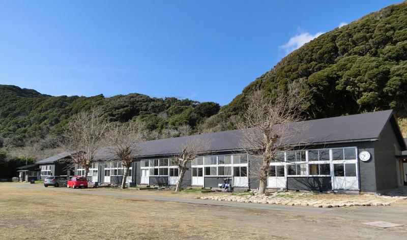 サテライトオフィスを構える千葉県南房総市白浜町の廃校を利用したコミュニティセンター「シラハマ校舎」
