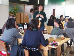 岩手県花巻市で交流イベントを開催するココロココ編集部