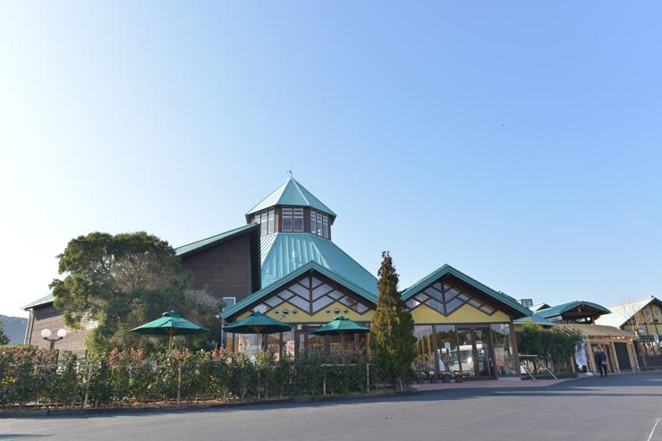 道の駅とみうら・枇杷倶楽部   写真提供:南房総市
