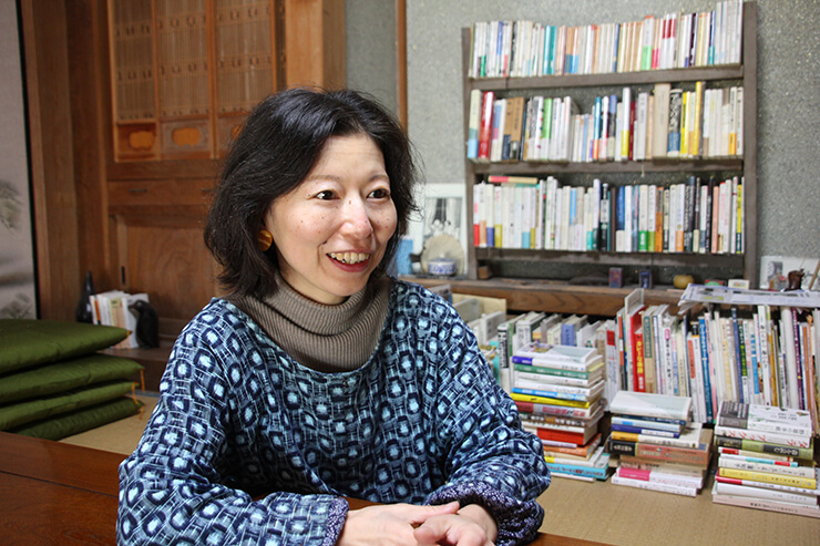 吉田奈緒子さん