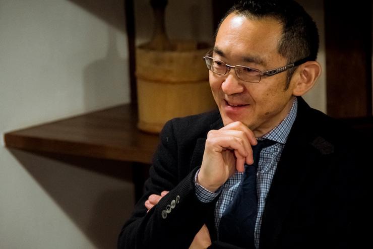 秋田清酒株式会社 代表取締役 伊藤洋平社長