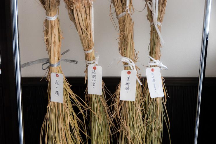 近隣の契約農家の酒米を使うことで、地域経済の流れをつくる