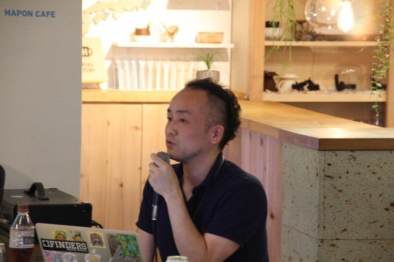 永森まさしさん(南房総市公認プロモーター、HAPON新宿共同創設者)