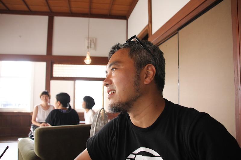 館山市内の築100年の国登録有形文化財がカフェになった「TRAYCLE Market & Coffee」にて