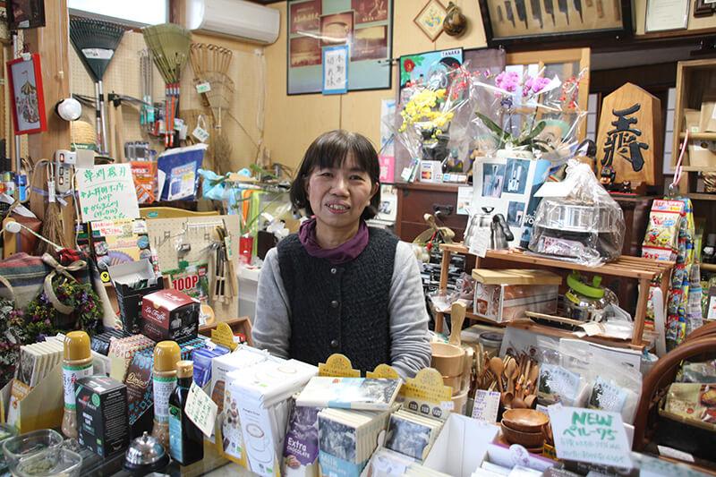田中明美さん